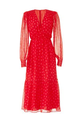 Heartbeat Midi Dress by kate spade new york