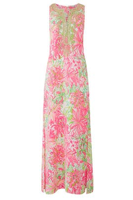 6cb8ee5092de9a Carlotta Maxi by Lilly Pulitzer for $40 - $55 | Rent the Runway