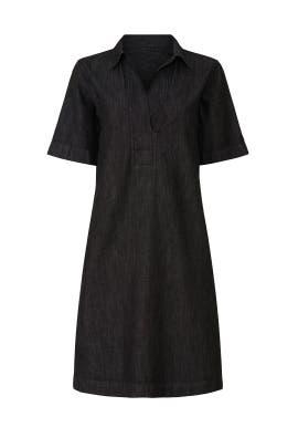 Black Denim Dress by Lauren Ralph Lauren