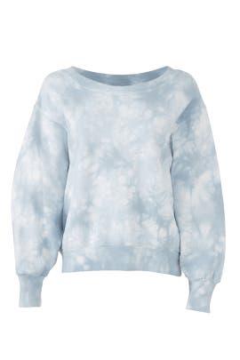Blue Nolita Sweatshirt by Sanctuary