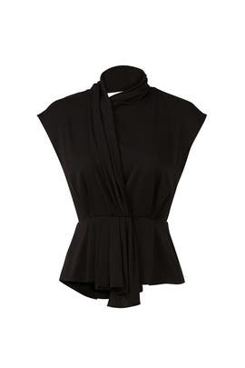 Sash Front Blouse by Tome