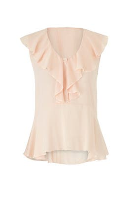 Pink Katella Top by ella moss