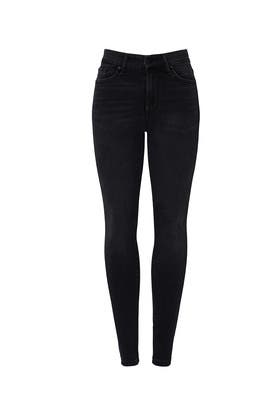 Nina High Rise Skinny Jeans by Joe's Jeans