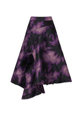 Asymmetric Ruffle Skirt by Marques' Almeida