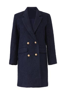 Slow Hands Coat by Wish