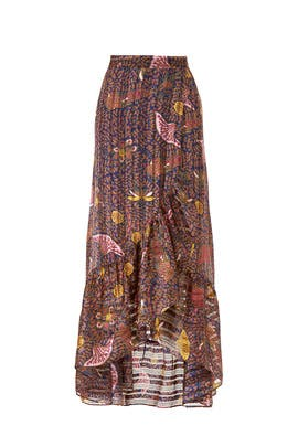 Dalva Maxi Skirt by ba&sh