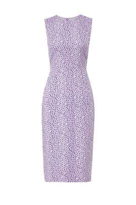 Alina Slim Midi Dress by Diane von Furstenberg