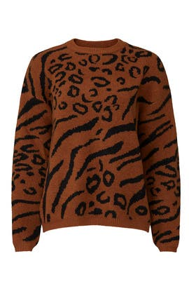 Alee Sweater by Line + Dot