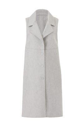 City Wool Vest by See by Chloe
