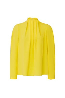Esme High Neck Top by Tibi
