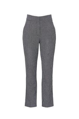 Gemini Printed Pants by Veronica Beard