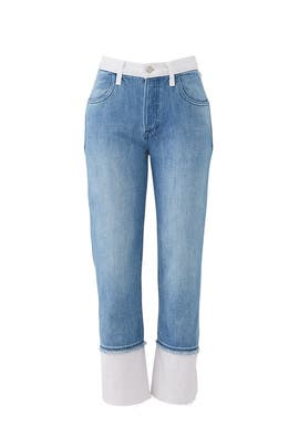 Wynne Crop Jeans by J BRAND