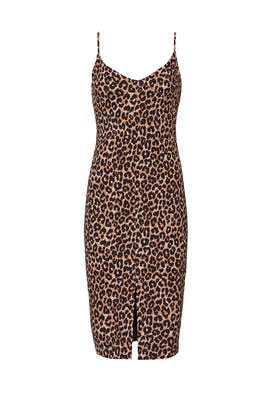 Leopard Brooklyn Dress by LIKELY