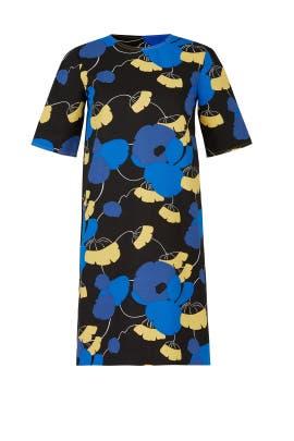 Celeste Printed Dress by Marni