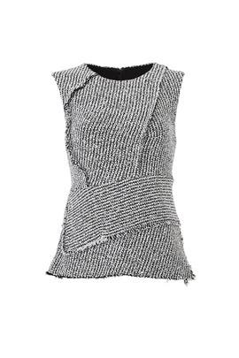 Wrapped Waist Knit Top by 3.1 Phillip Lim