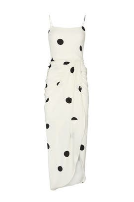 24a10d2999d Derek Lam 10 Crosby Polka Dot Cami Dress