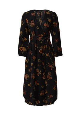 Wilma Wrap Dress by A.L.C.