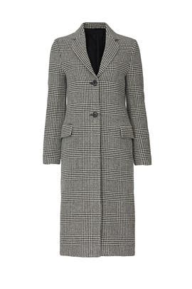 PDG Wool Eden Coat by Officine Générale