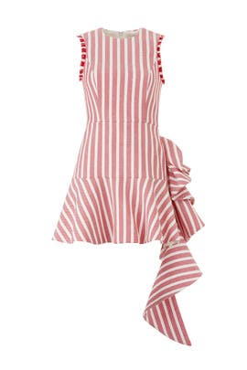 Striped Cara Dress by Alexis