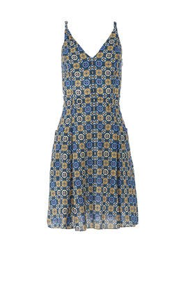 Twisted Cami Dress by Derek Lam 10 Crosby