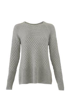 Grey Marle Jaffle Sweater by Elk