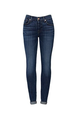 Josefina Boyfriend Jeans by 7 For All Mankind