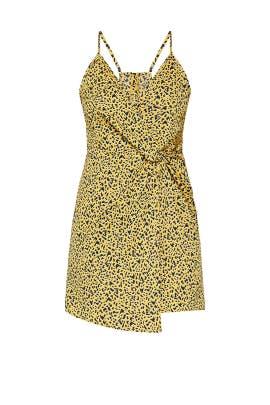 Faux Wrap Mini Dress by BCBGeneration
