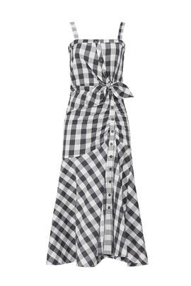 Gingham Minka Dress by LIKELY