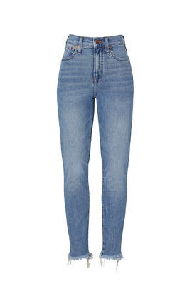 Light Indigo Perfect Vintage Jeans by Madewell