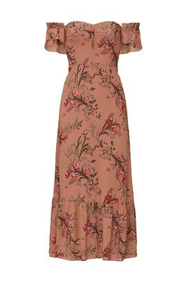 Butterfly Dress by Reformation