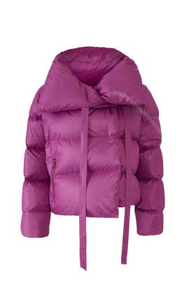 Violet Puffa Jacket by Bacon