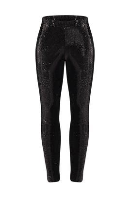 b019e0b2b4f15 Black Sparkle Leggings by cupcakes and cashmere for $30 | Rent the ...