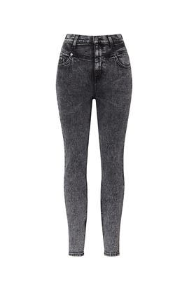 Retro Corset Jeans by 7 For All Mankind