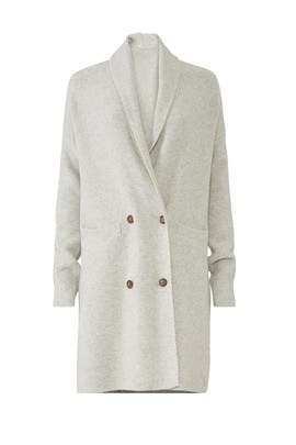Double Breasted Cardi Coat by J.Crew