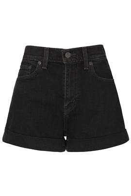Denim A-Line Shorts by Levi's