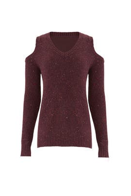 Fireplace Page Sweater by Rebecca Minkoff