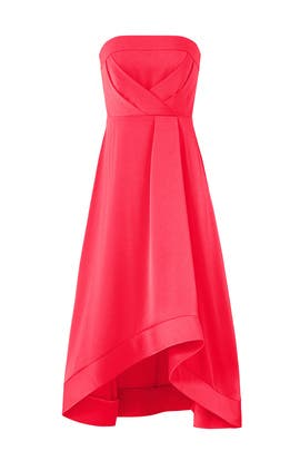 Pink Estella Dress by Shoshanna