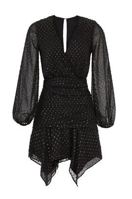 Tavi Polka Dot Dress by HANEY