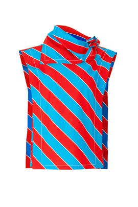 Bold Stripe Blouse by Philosophy di Lorenzo Serafini