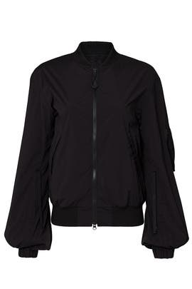 Graphic Blouson Bomber by Y-3