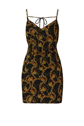 Chain Reaction Dress by ASTR