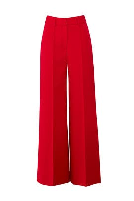 Hayden Flare Pants by Milly