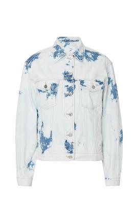 Sage Denim Jacket by AllSaints