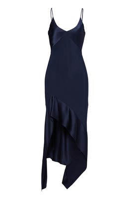 Midnight Split Hem Gown by Narciso Rodriguez
