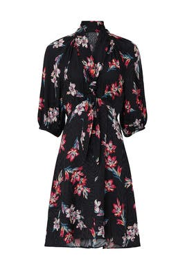 Noha Floral Dress by Rebecca Taylor
