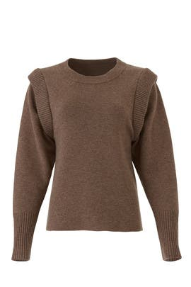 Brown Milano Sweater by Sea New York