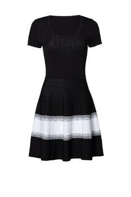 Shimmer Ribbon Dress by Slate & Willow