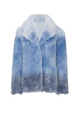 Faux Fur Ice Breaker Jacket by Unreal Fur