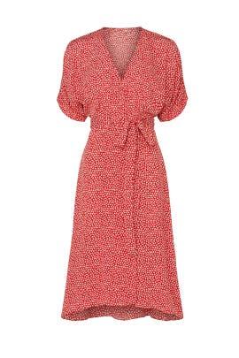Giani Wrap Dress by ba&sh