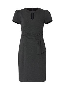 Charcoal Ponte Dress by Nanette Lepore